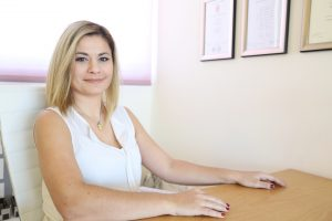 Nikolina E. Stratigaki Counselling Psychologist Parenting & Relationship Counsellor